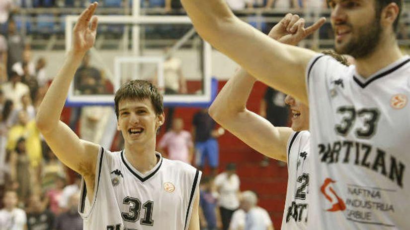 Igrao je za Partizan na fajnal-foru! A sada je potpisao za makedonskog prvoligaša
