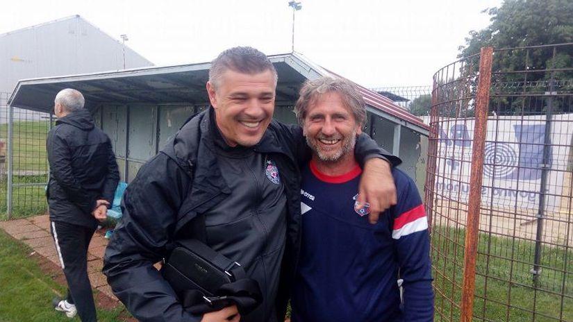Jedinstveni Milko Đurovski: Kad bi Zvezda pozajmila dva igrača Partizanu Srbija bi imala dva predstavnika u Ligi šampiona