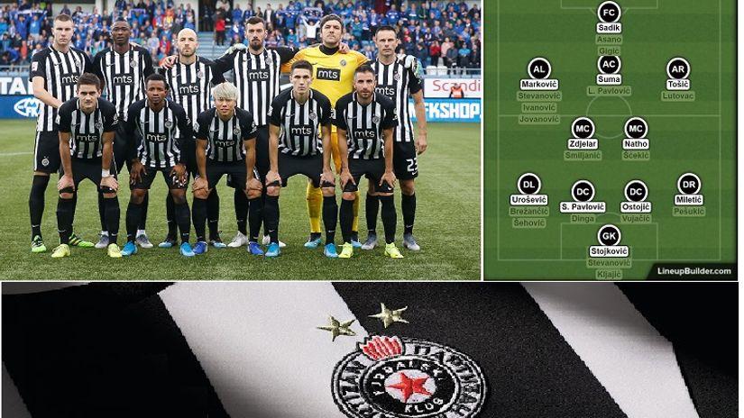 Tu je i Dominik Dinga: Partizanovih 28 i konkurencija po pozicijama