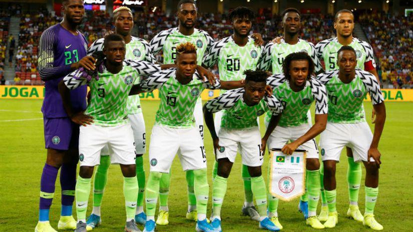 Najtalentovanija generacija Nigerije u 21. veku! Džerardov đak zakinuo Brazil za pobedu (VIDEO)