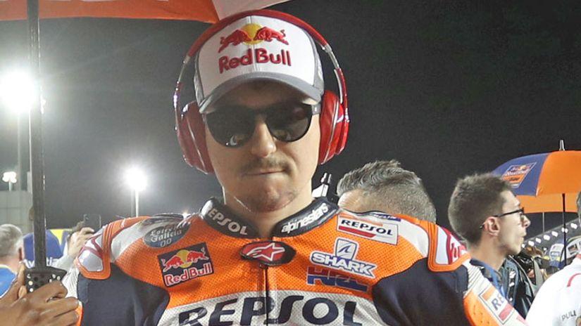 Horhe Lorenco napušta Moto GP