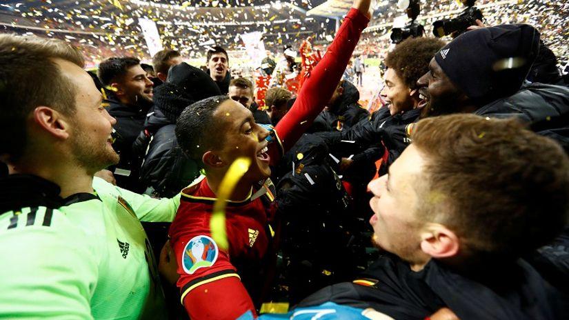 Brzina, atrakcija - rafal! Belgija sa 40 postignutih golova završila kvalifikacije (VIDEO)