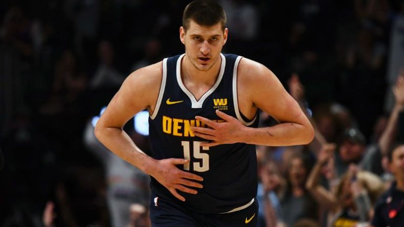 NBA VEČERAS: Bjelica u plus, Jokić u minus