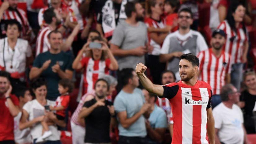 Bilbao voli da deli, Selti malo pola parčeta (VIDEO)