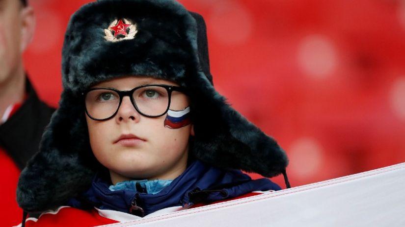 Pomeranje u Rusiji: Nema fudbala pre 24. aprila