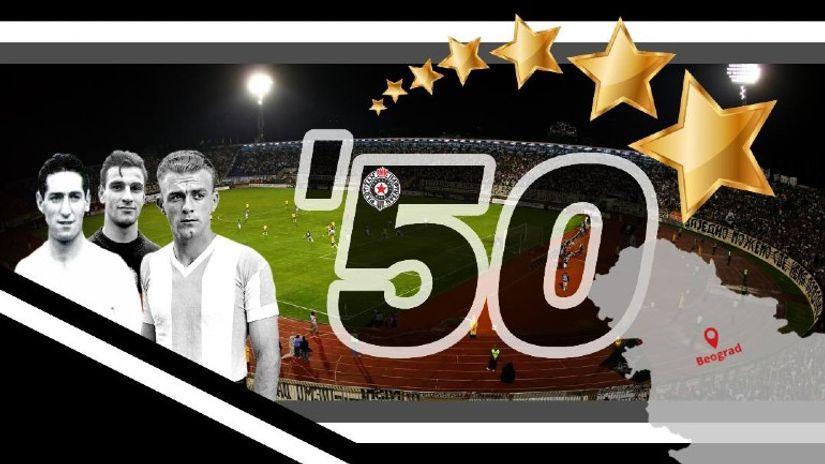 Velikani VS Partizan: Navala od koje zastaje dah, 1.547 golova u nogama i jedan veliki mislilac na sredini