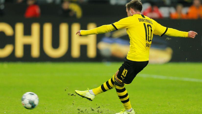 Zvanično: Mario Gece odlazi iz Dortmunda