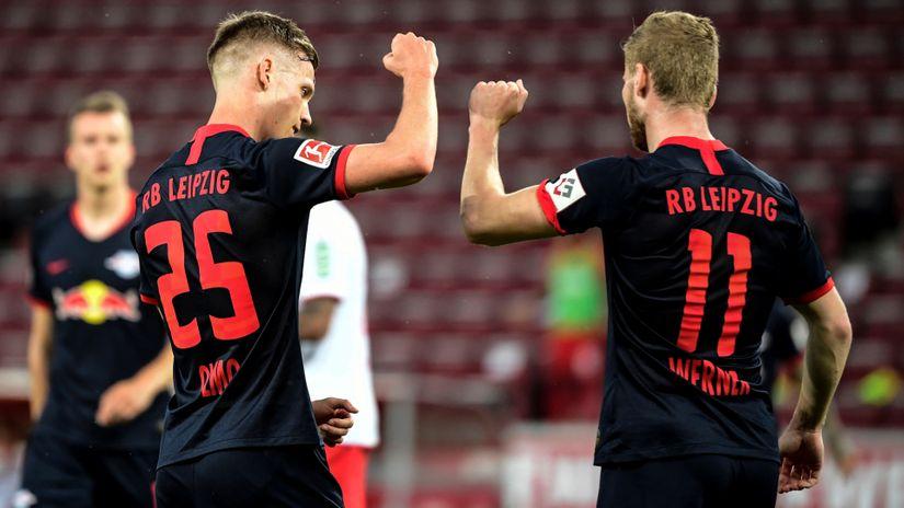Lajpcig ne prašta, tamo i golmani nameštaju golove: Verner i Olmo za korak bliže Ligi šampiona (VIDEO)
